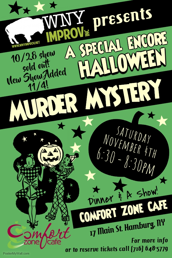 Halloween Second Show