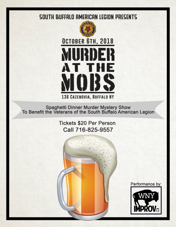 Murder at the Mobs