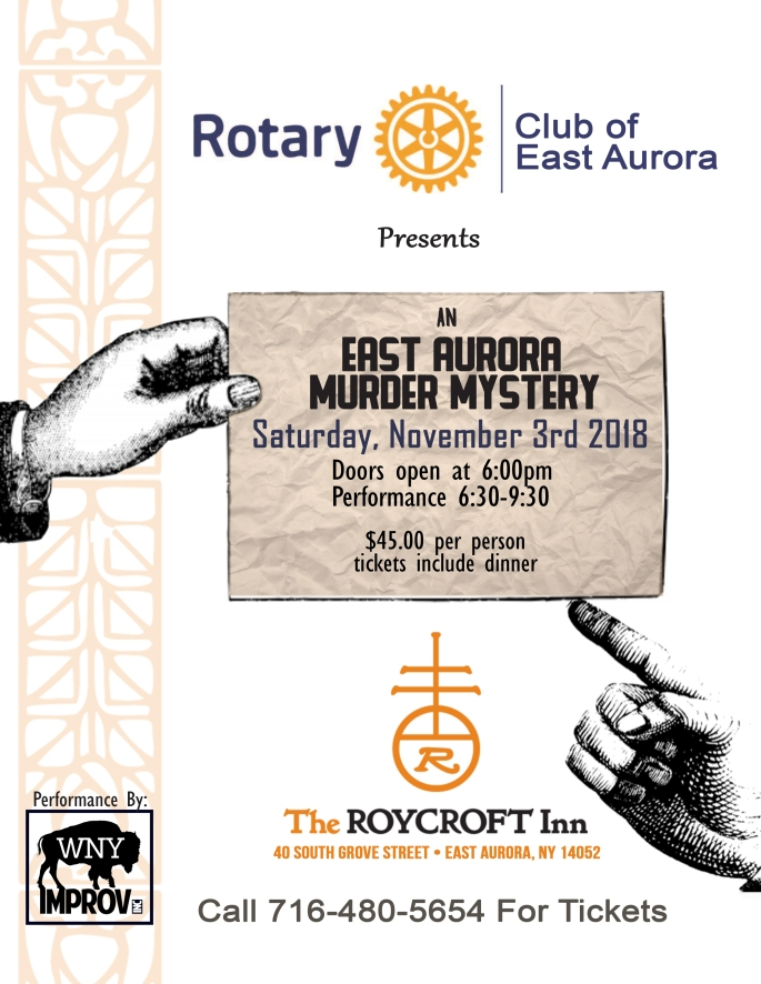 Roycroft Poster