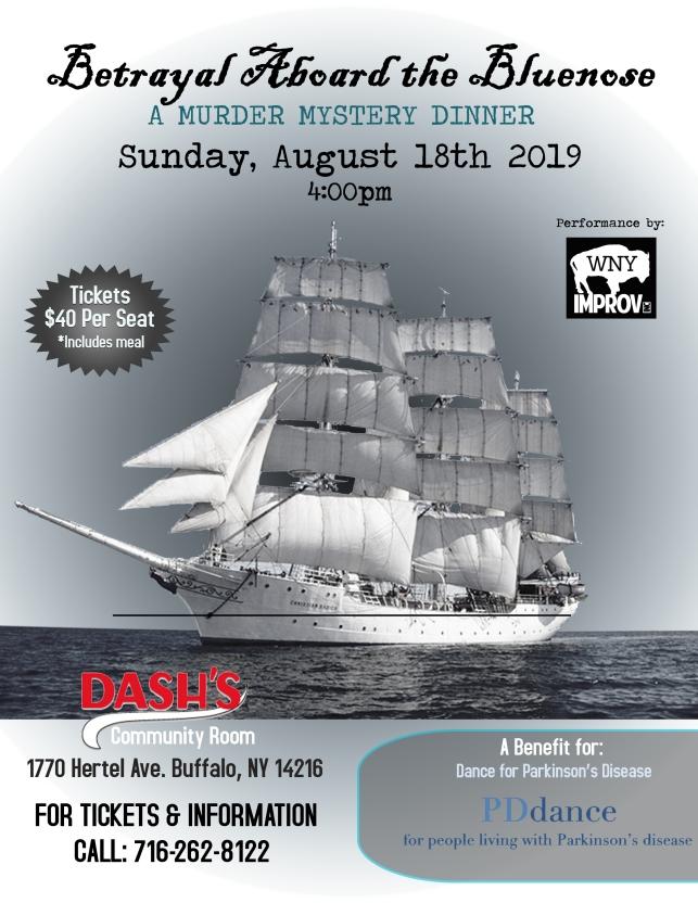 Ships Poster PD Dance