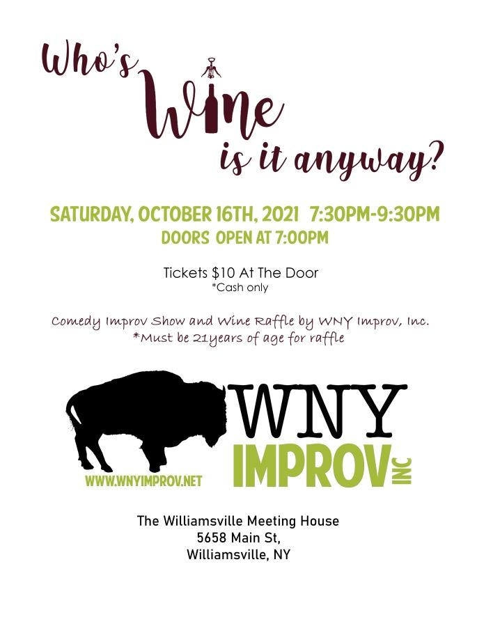 Who's Wine Oct 2021